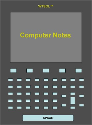 WTSOL Computer Notes